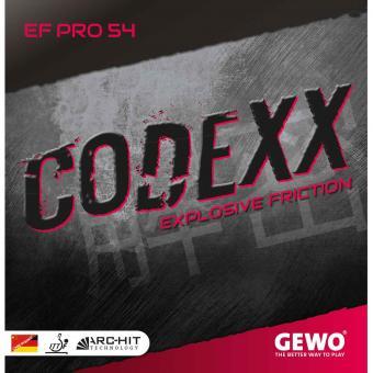 GEWO Codexx EF Pro 54