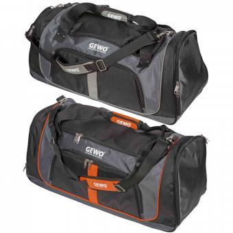 GEWO Sporttasche Style schwarz/orange