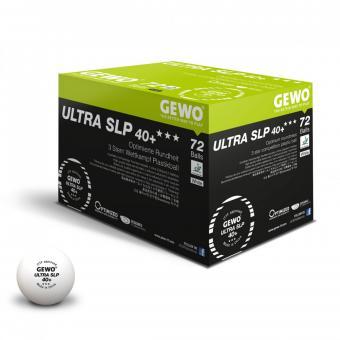 GEWO Ultra SLP 40+ *** 72er